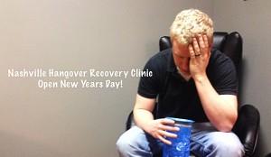 IV Nashville hangover