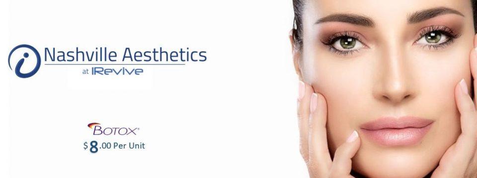 Botox Nashville Savings, Nashville Skin Care Savings, Nashville Botox Special